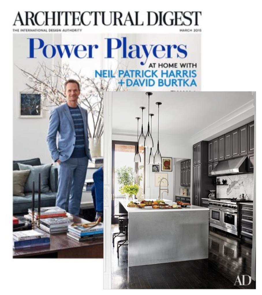 NIEL PATRICK HARRIS  | Architectural Digest