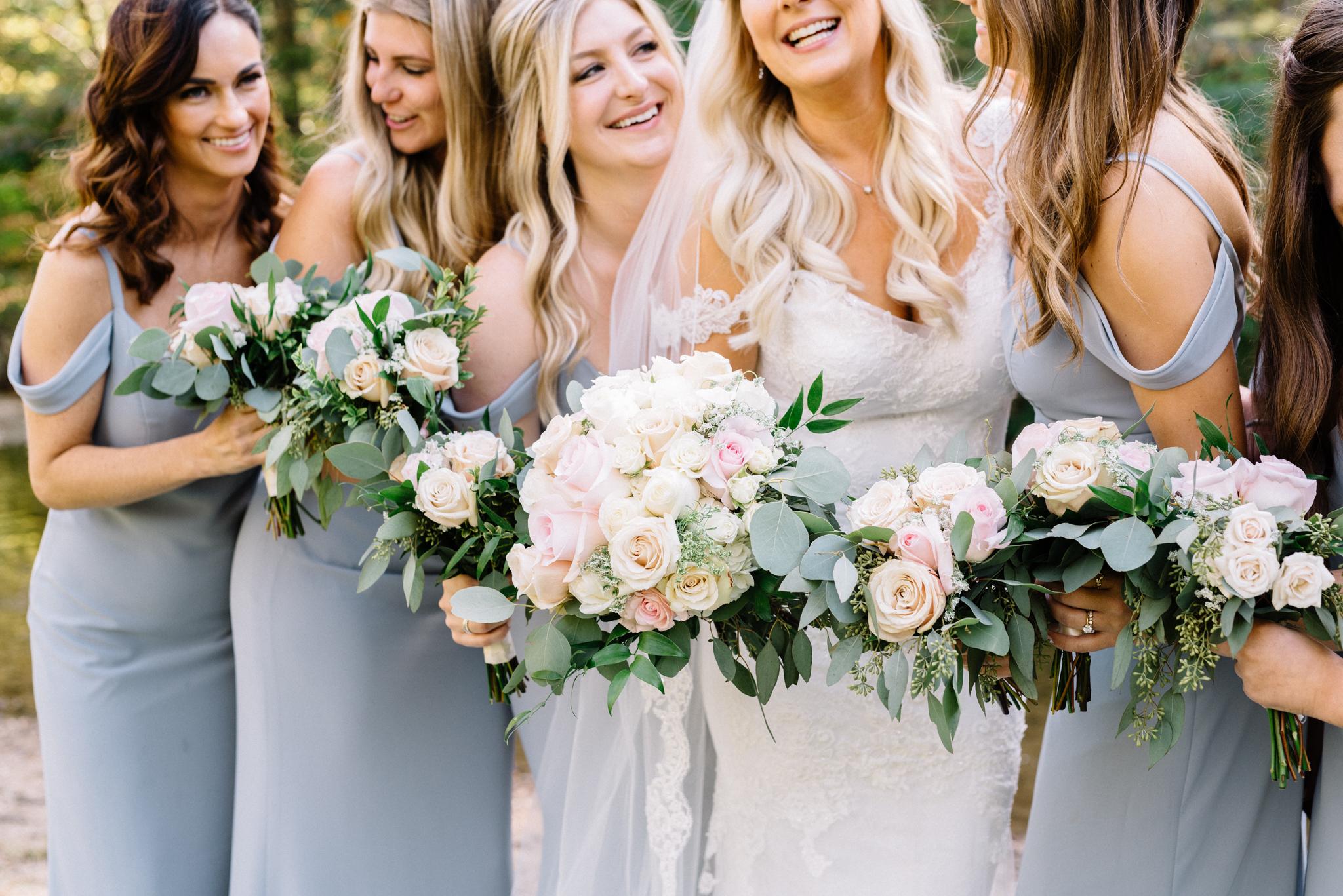 Floral & Design House Wedding Bouquet