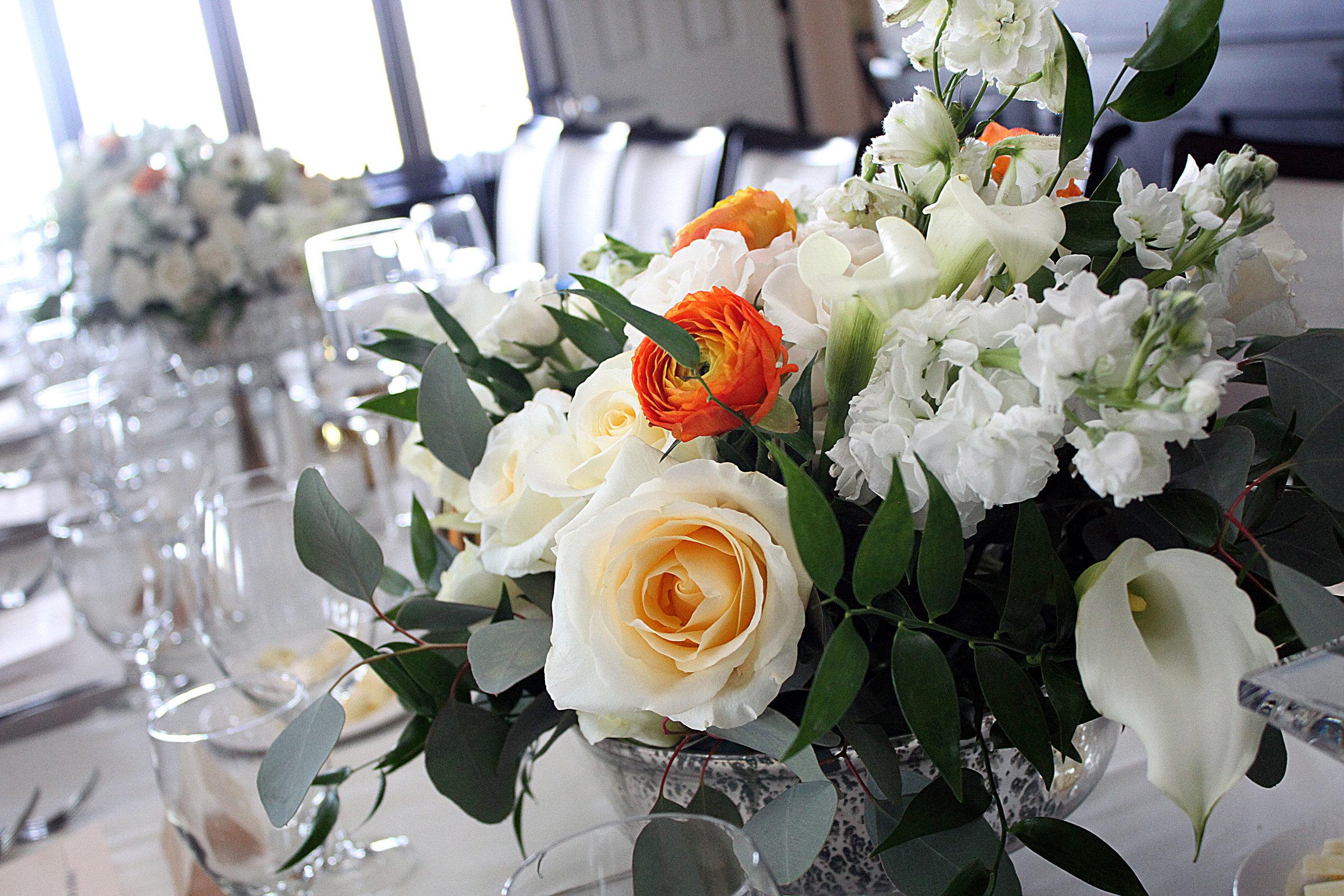 Floral & Design House Centerpiece