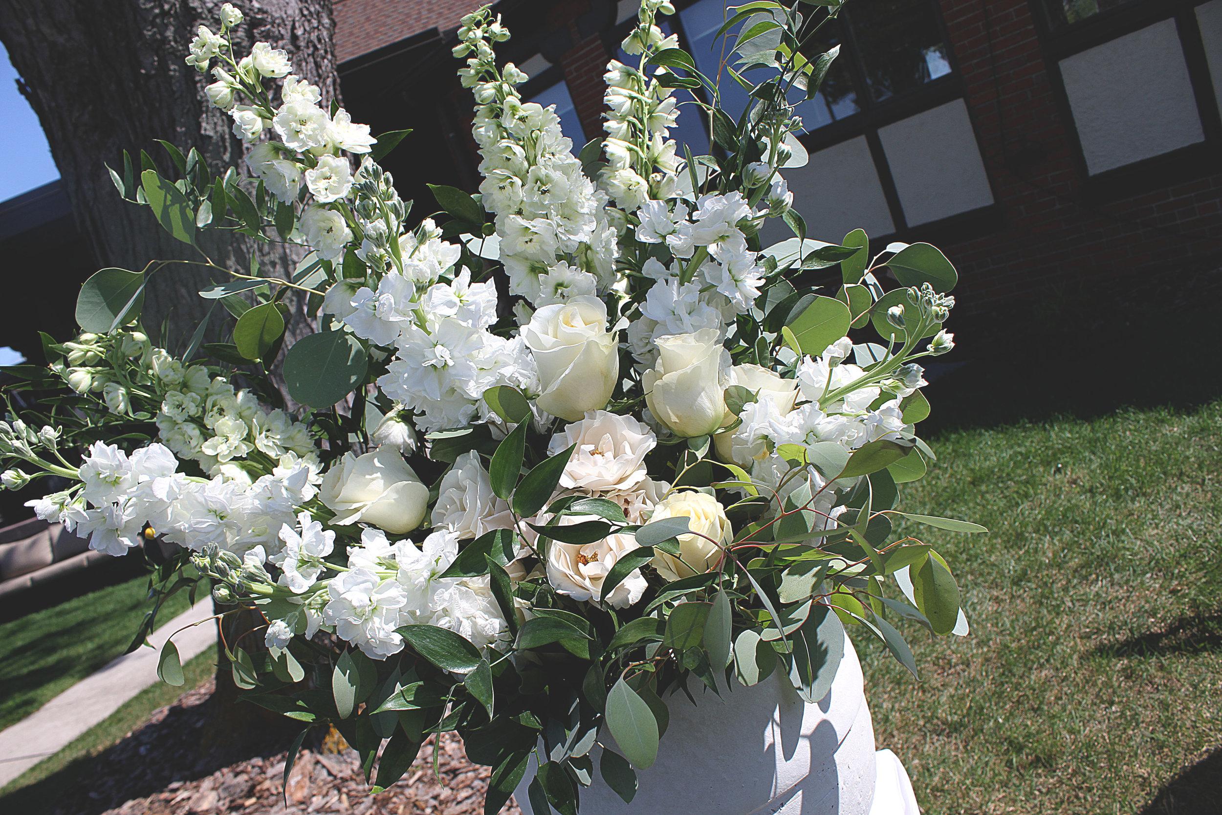 Floral & Design House Ceremony