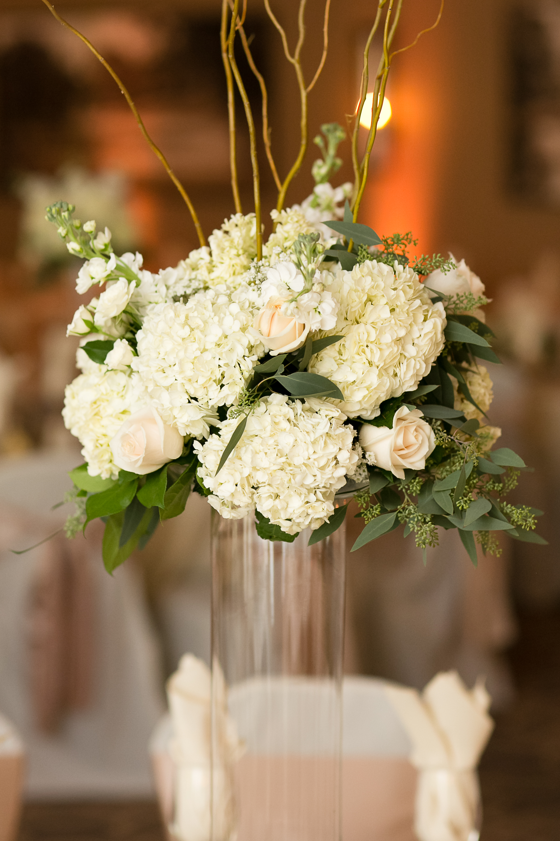 Floral and Design House High Centerpiece
