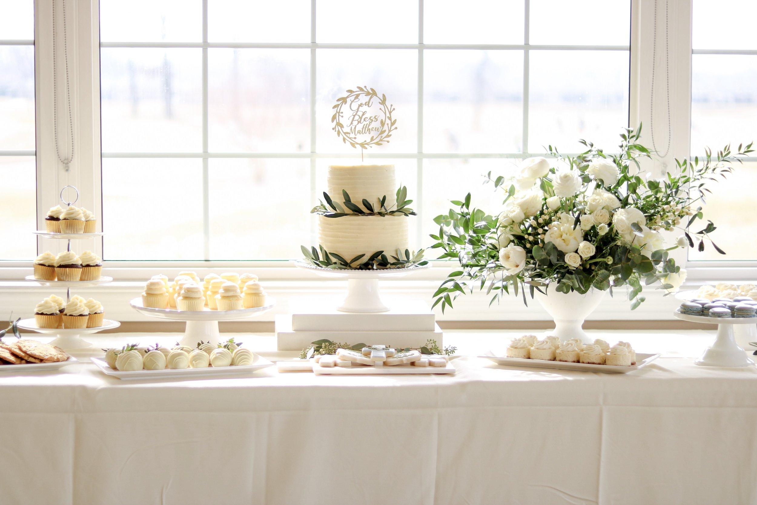 Floral & Design House Dessert