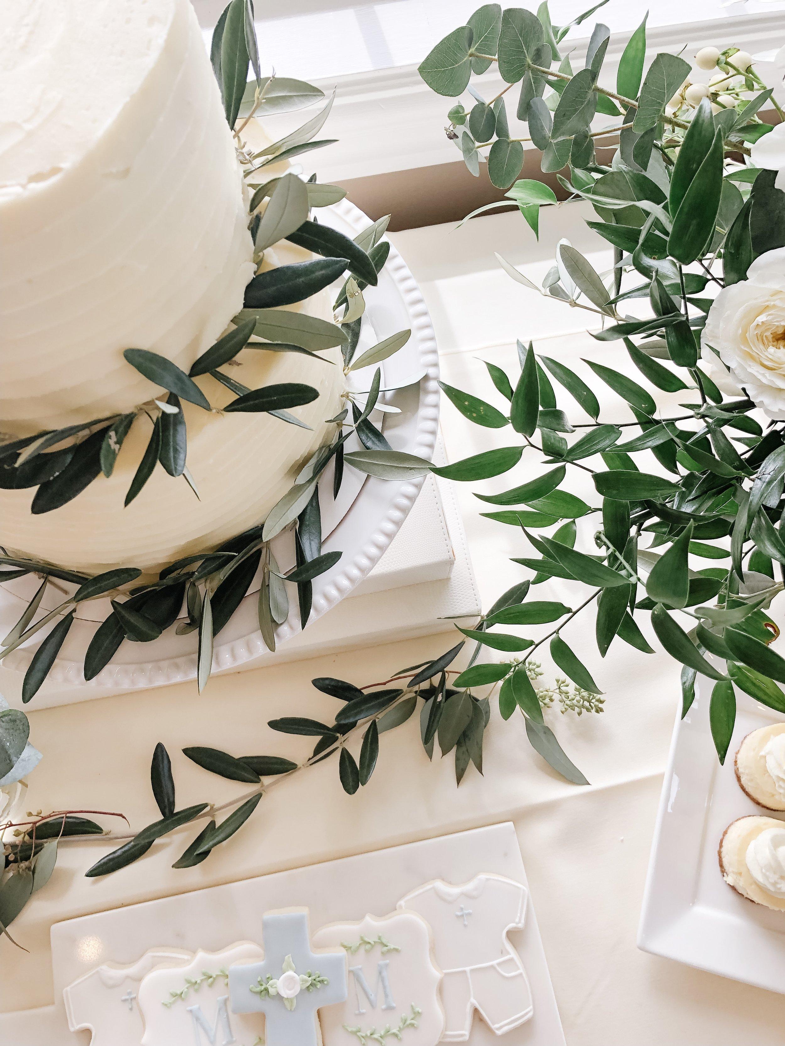 Floral & Design House Desserts