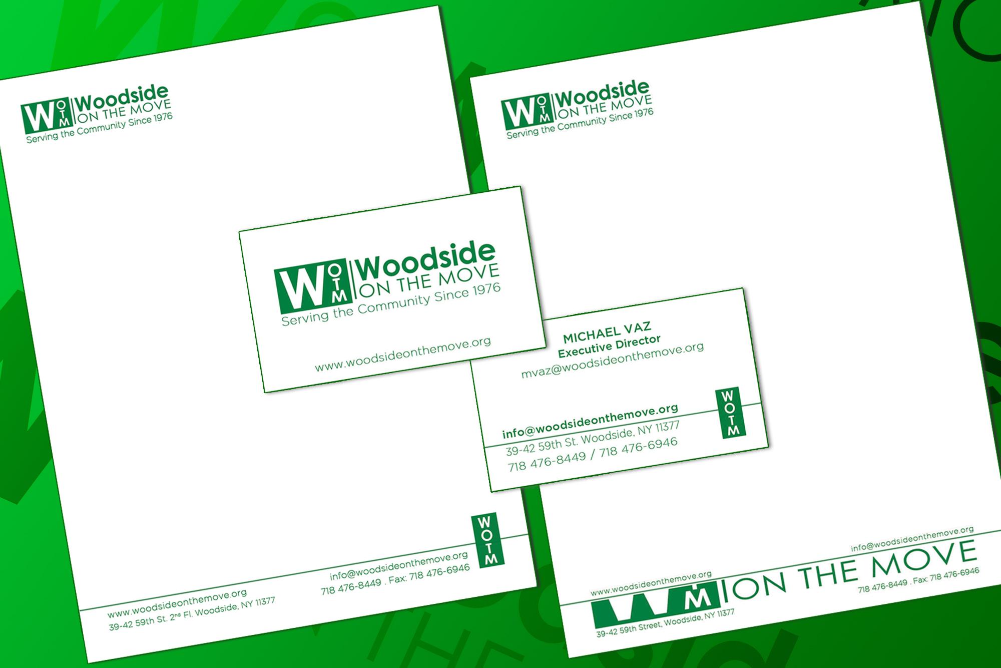 Branding and Stationary Design
