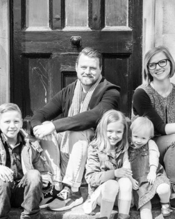 Chad Rigney  Advisory Board  Chad is a full time missionary with the  International Mission Board  serving in London, UK, and has since 2014. He has also served in full time ministry in several roles for over 15 years, as well as participated in trips to Russia, Africa, and the UK. Chad serves together with his wife, Lynsi, and their three kids. Learn more abut them and their work in London  here .