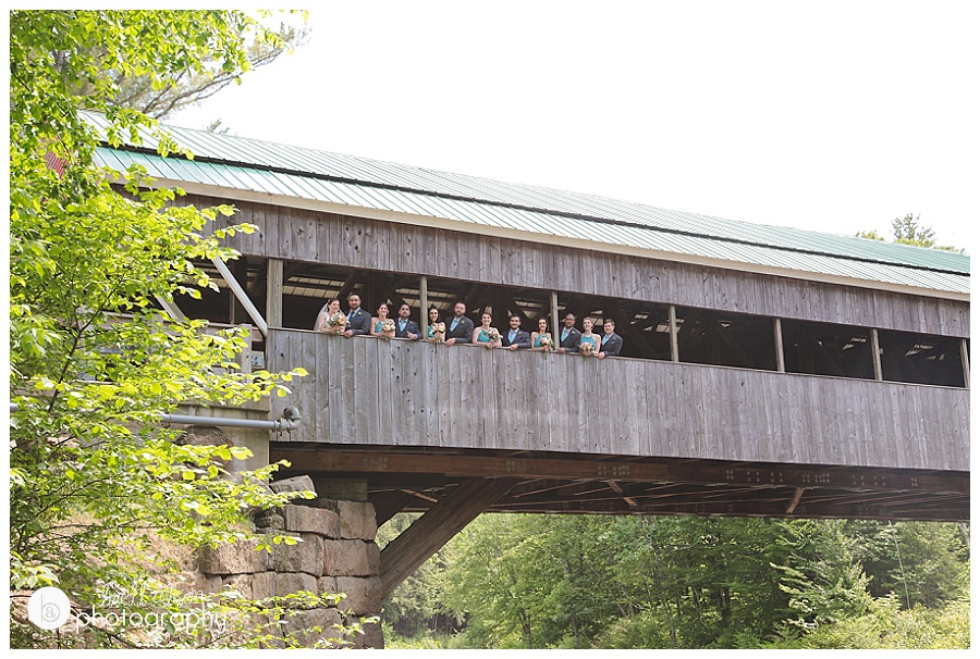 wedding locations white mountains nh