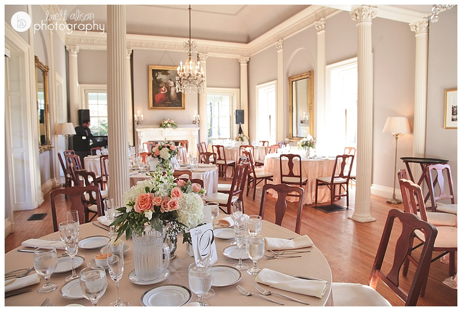 lyman estate wedding details