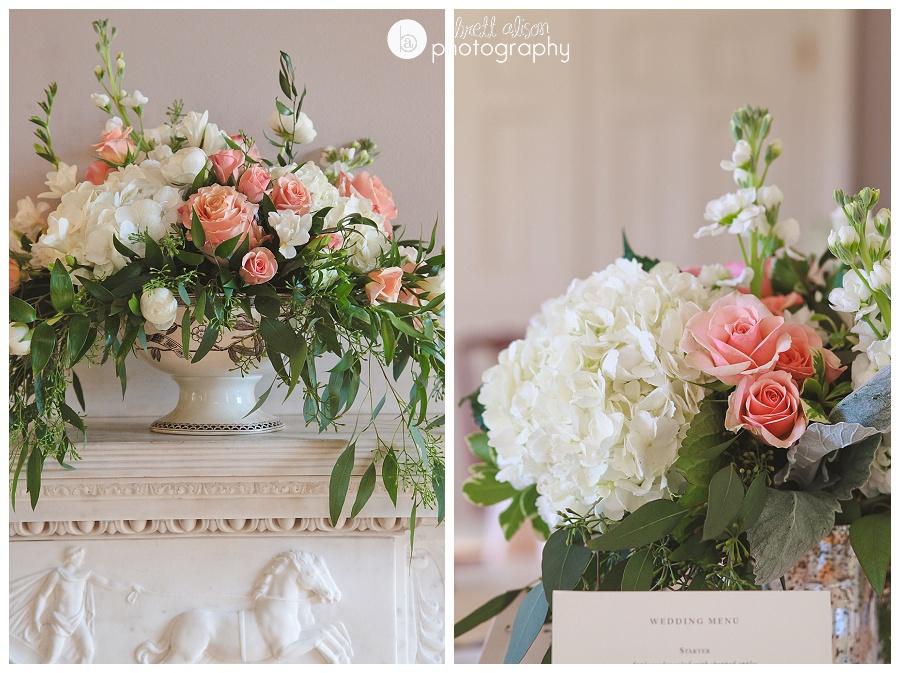 anderson's florist wedding lyman estate