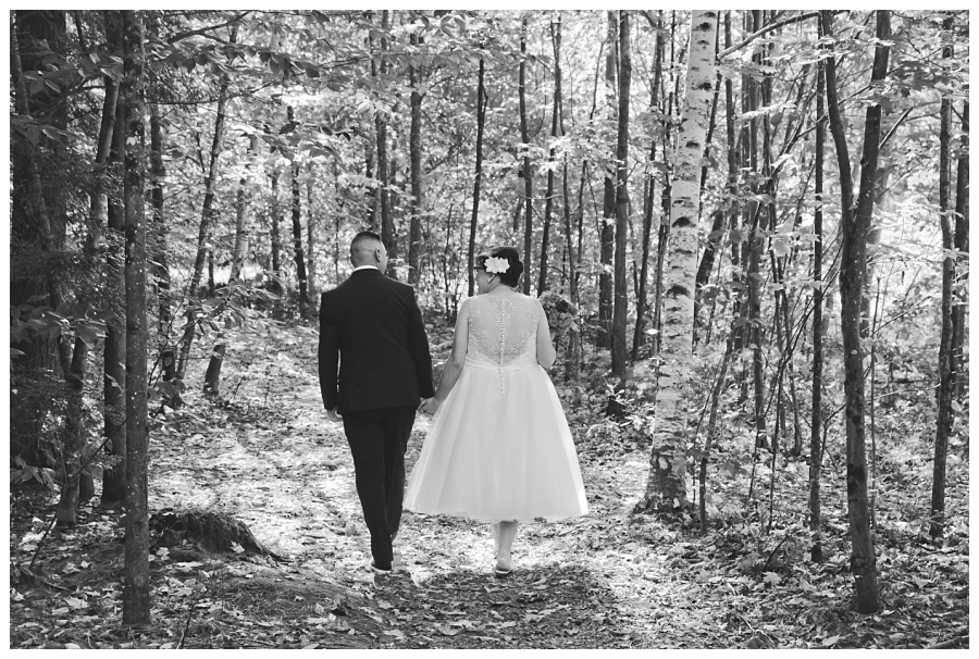 forest wedding new hampshire