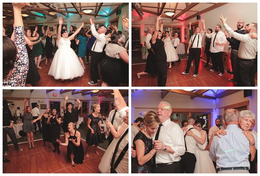 mclane center concord wedding