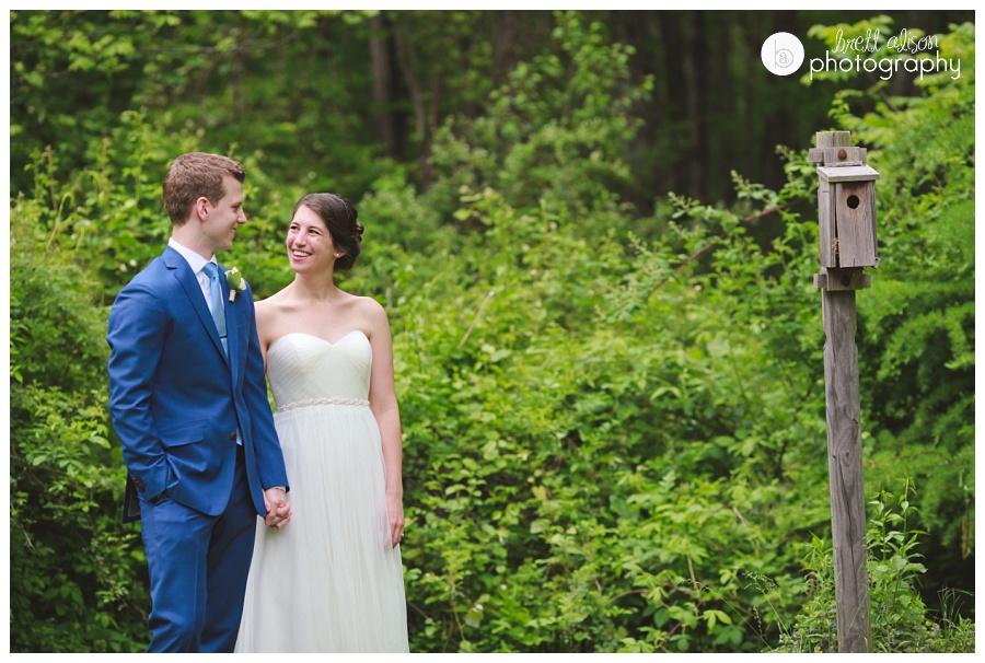 backyard wedding massachusetts