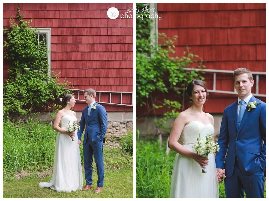 red barn wedding massachusetts