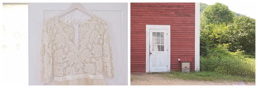 barn wedding nh
