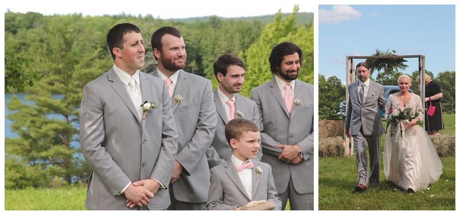 lake wedding new hampshire nh