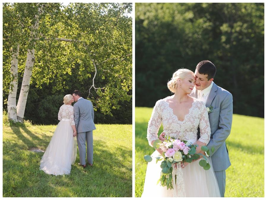 farm wedding new hampshire