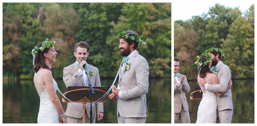 wedding on the charles river boston