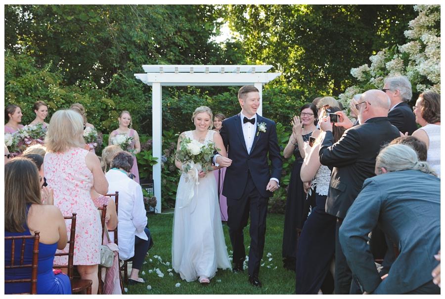 wedding ceremony cape cod
