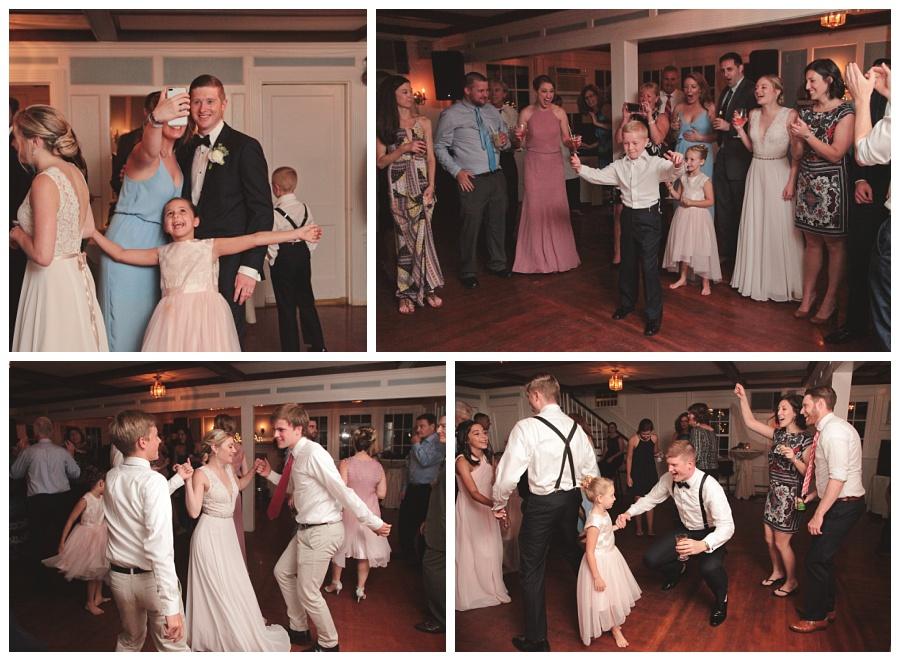 wedding reception dennis inn cape cod