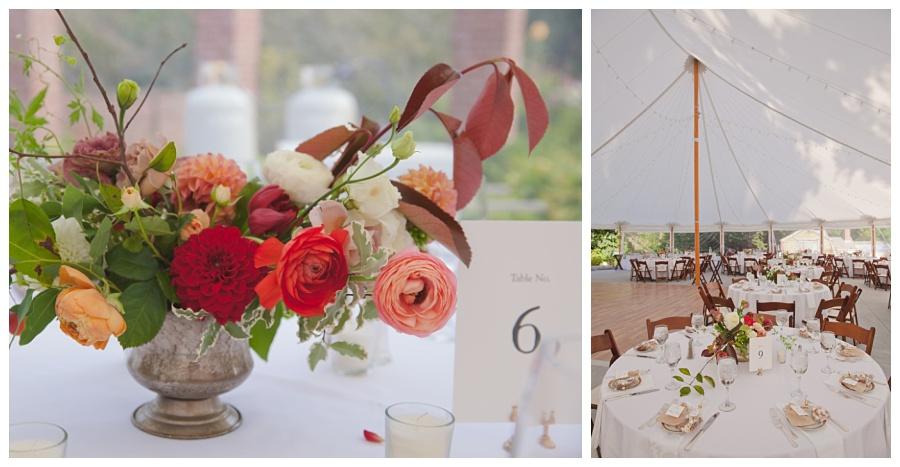 tent weddings massachusetts