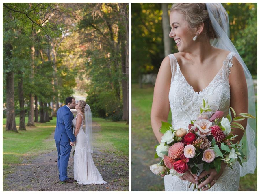 glen magna wedding photos