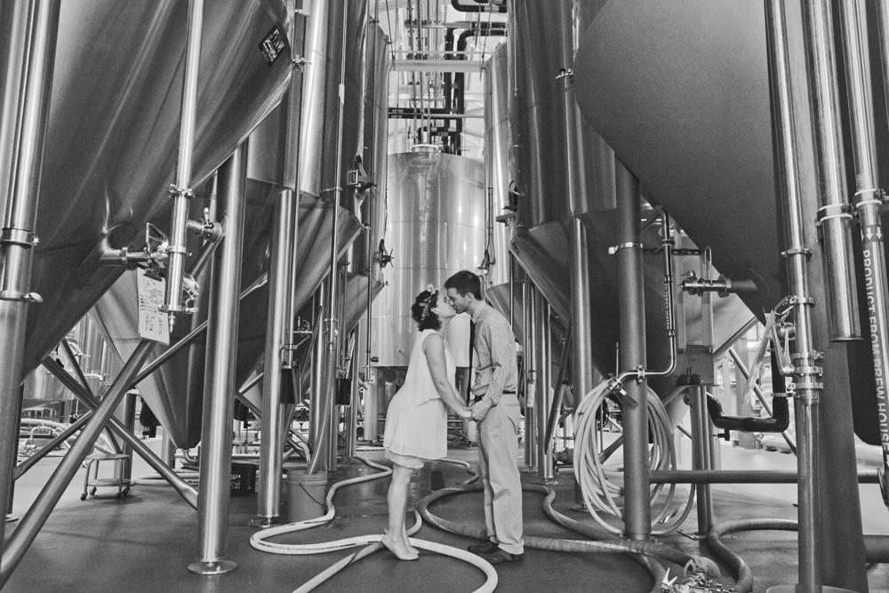 brewery wedding new hampshire
