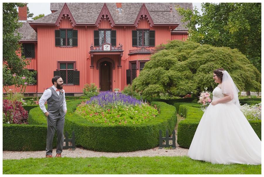 roseland cottage wedding ct
