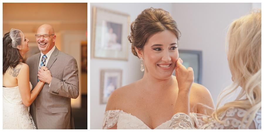 emotional wedding moments