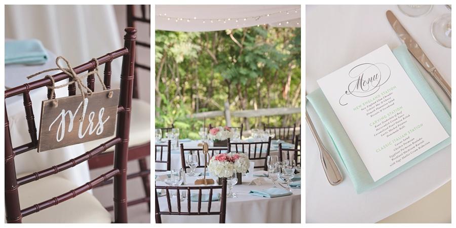 wedding details tent wedding
