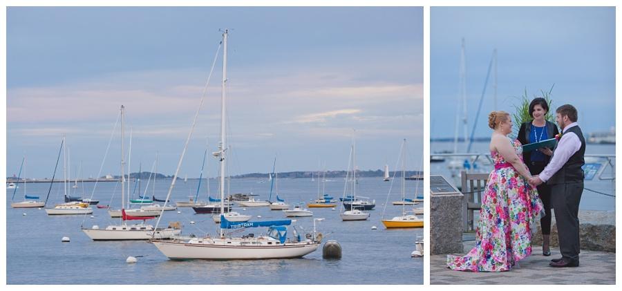 wedding photos with sailboats