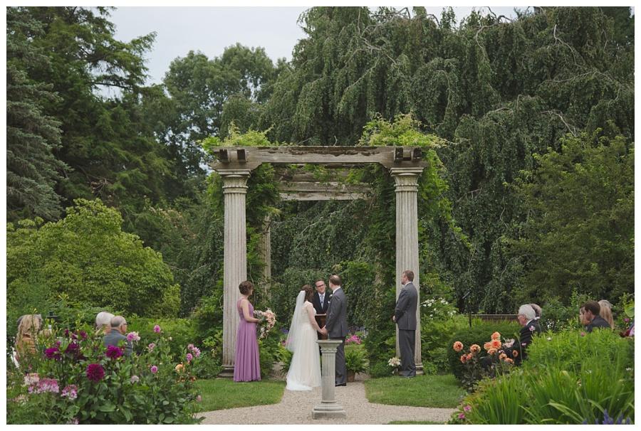 garden wedding glen magna farms