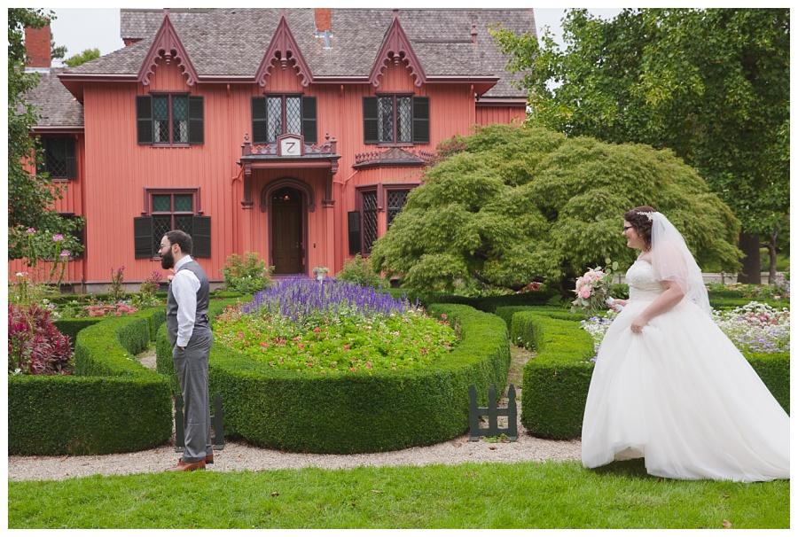 victorian home wedding venue massachusetts