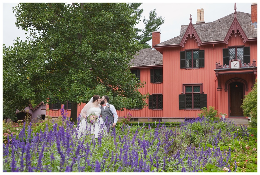 gardens at roseland cottage
