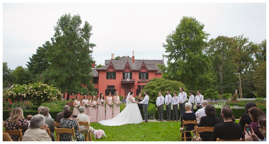 wedding venues between nyc and boston