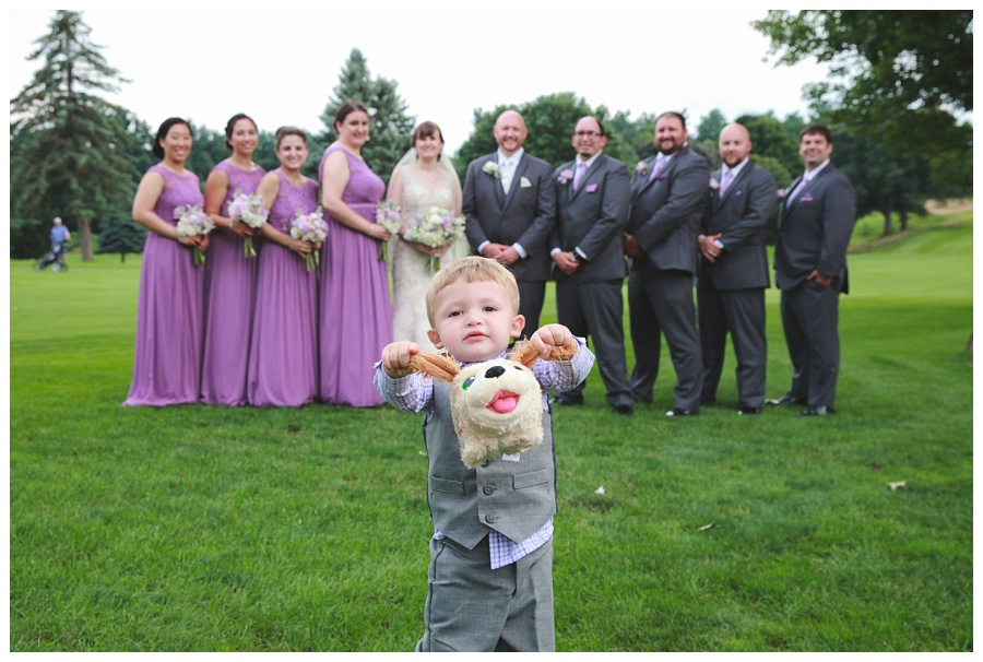 funny kids at wedding photos