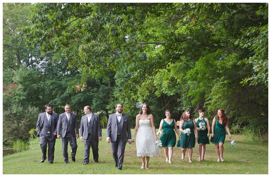 endicott park danvers wedding photos