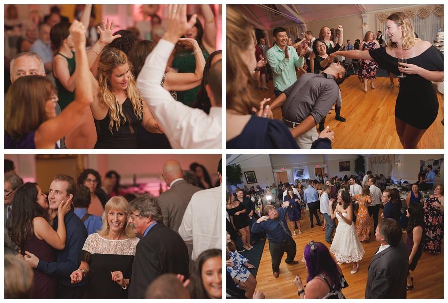 candid wedding photographer boston