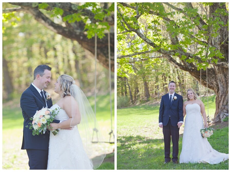 wedding photos allrose farm