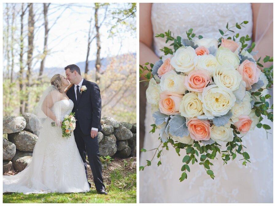 nh mountain wedding