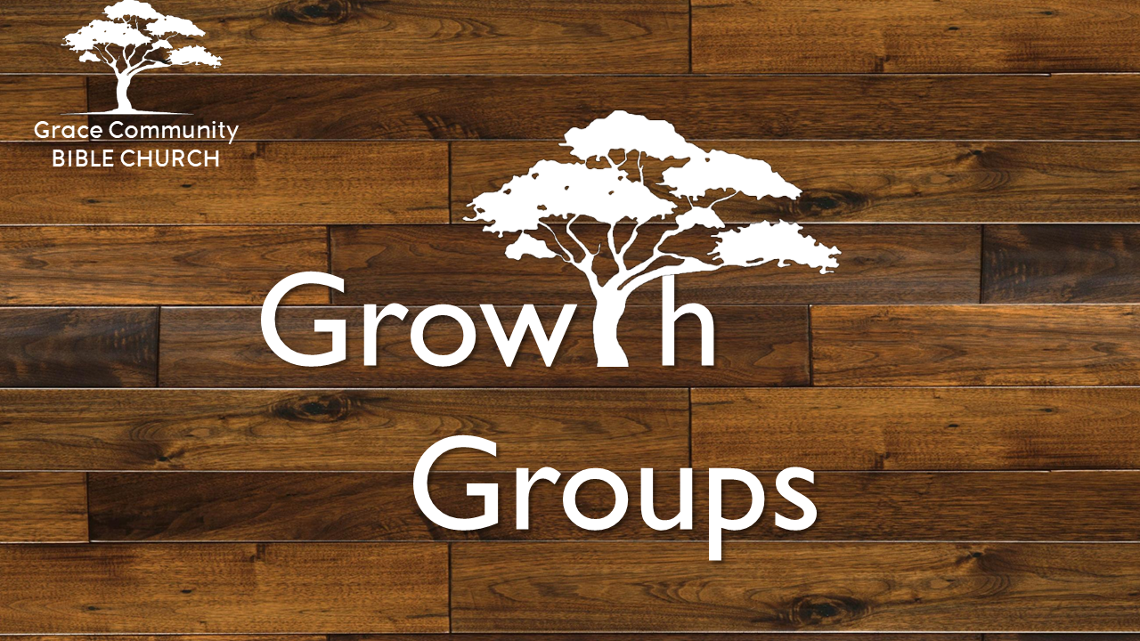 Fall Growth Group  - Our Growth Groups meet on Sunday evenings in River Ridge and Wednesday evenings in Metairie. Speak with an Elder to be a part of Growth Group this fall.