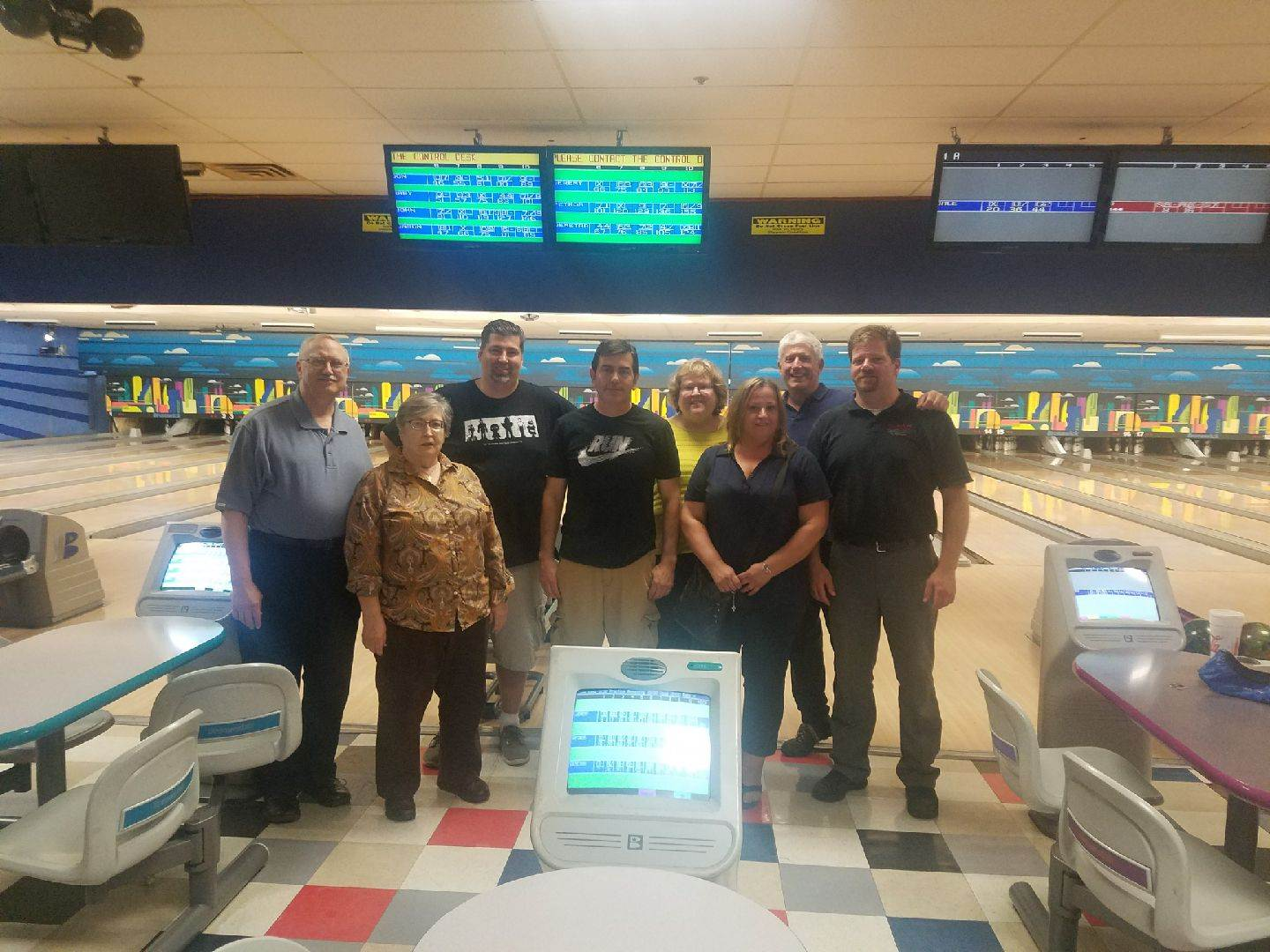 October 2017 Bowling Event