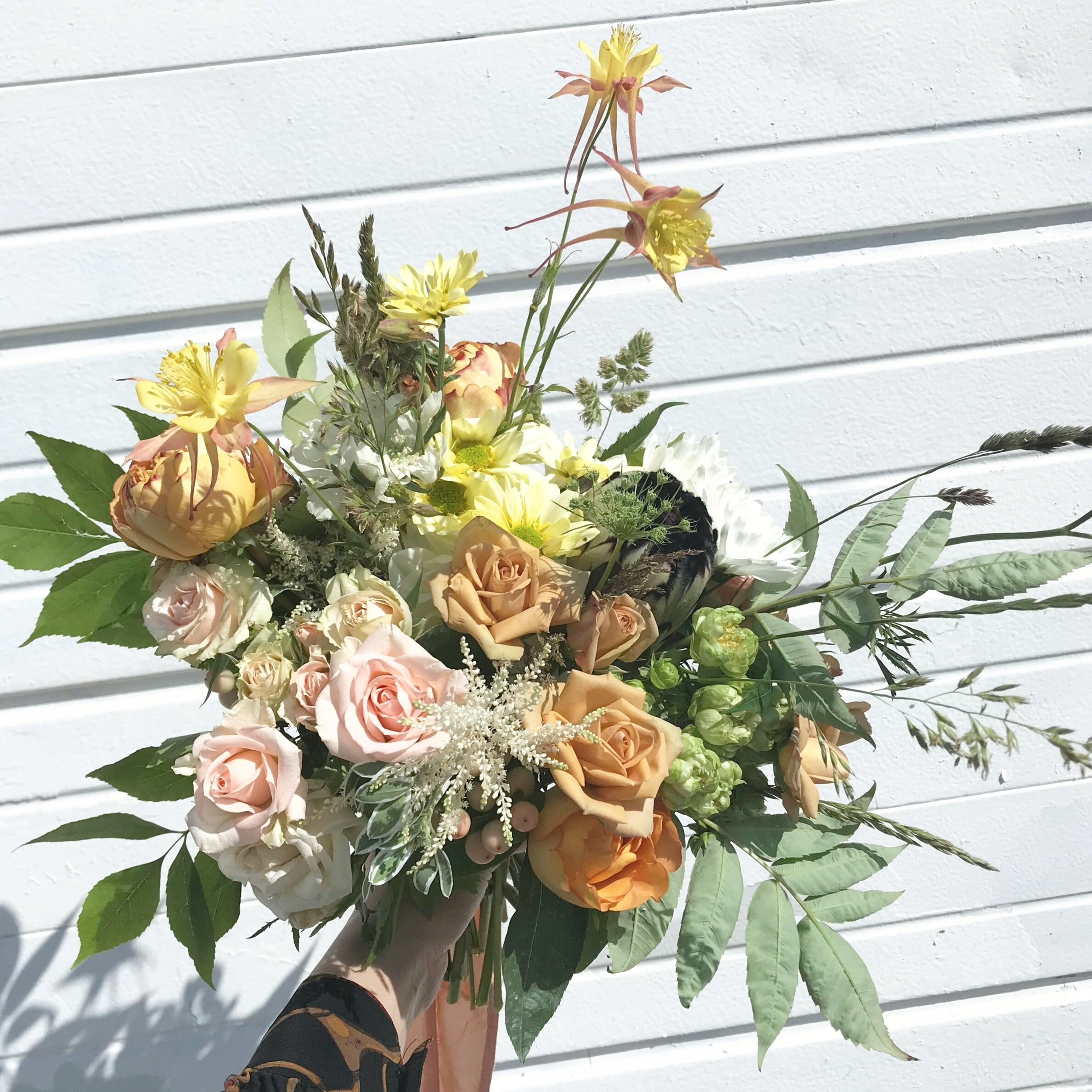 weddings & events - We specialize in wedding flowers from bouquets to boutonnières to arches and unique backdrops. Our style is non-traditional, off-beat, and conceptual. If you can dream it up, we can help make it a reality – and at a competitive rate, too.If you are interested in setting up a complementary consultation, please submit a request via our Contact page or phone us at 716 220 7257.