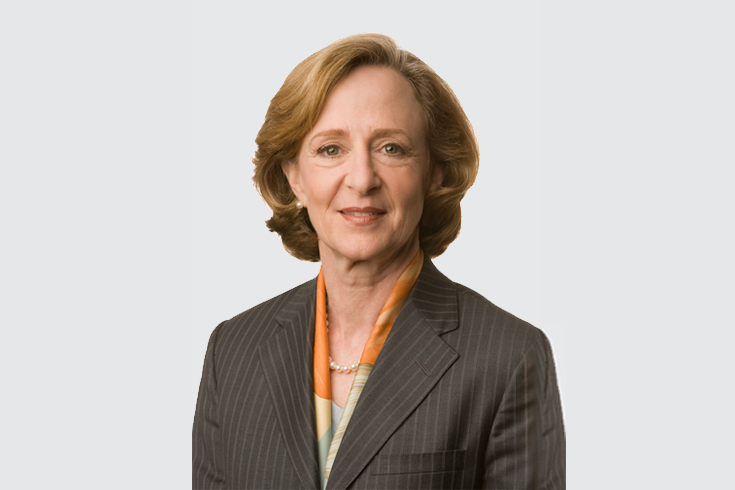 Susan Hockfield  Biology. Susan is Emeritus President of MIT and pioneer of monoclonal antibody technology and convergence.