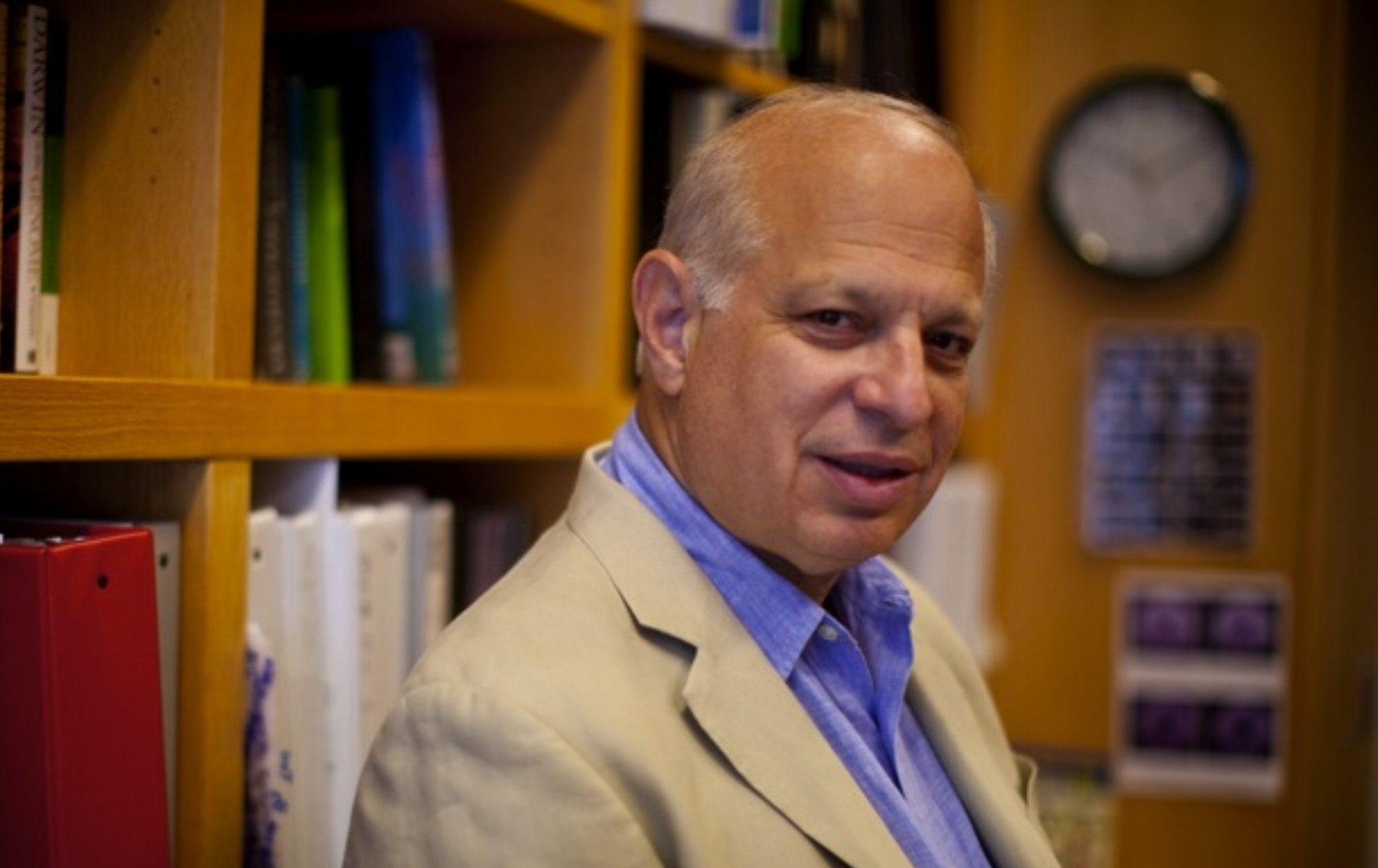 Marc Kirschner  - Systems Biology  Kirschner is a cell biologist and biochemist and the founding chair of the Department of Systems Biology at Harvard Medical School.
