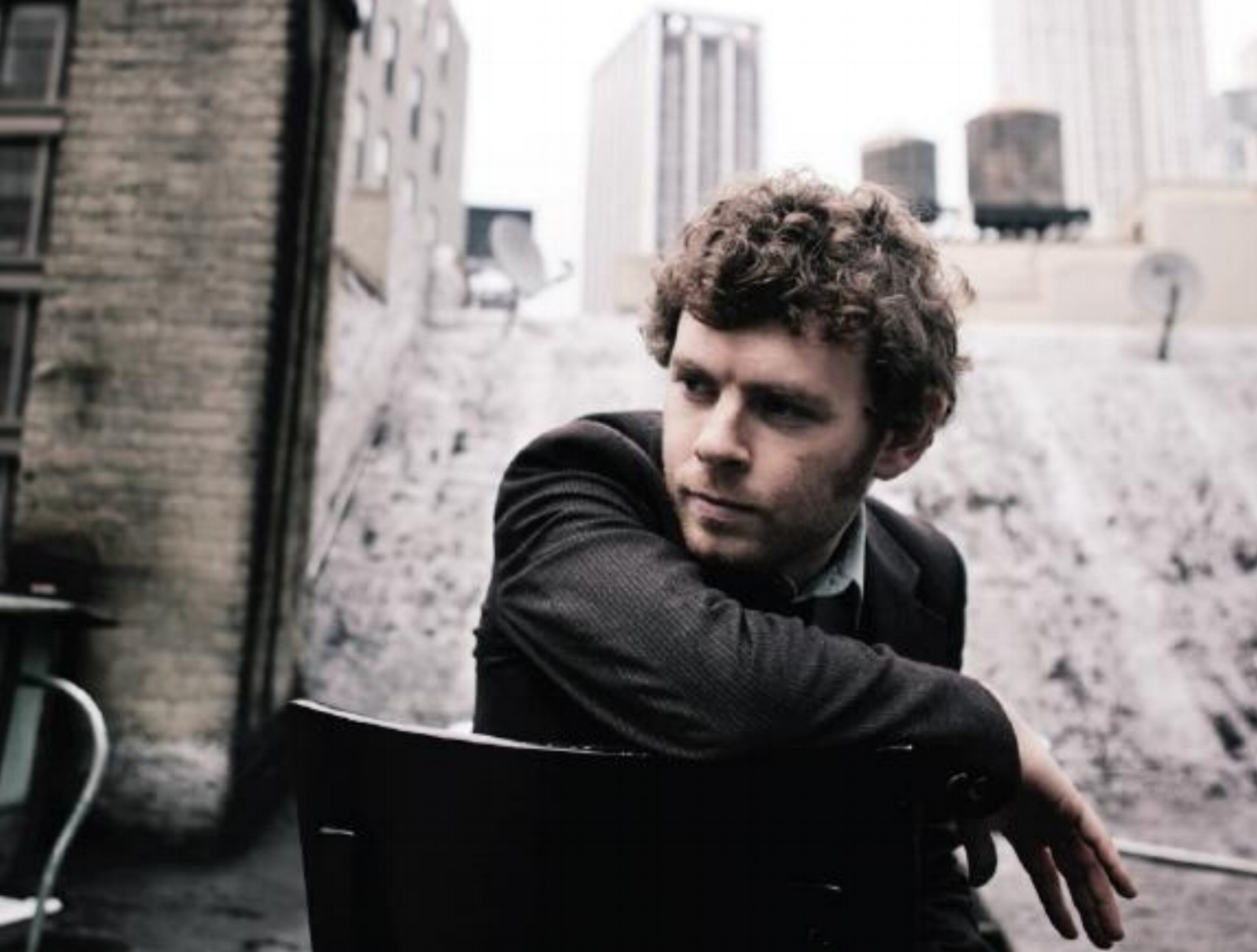 Gabriel Kahane  - Music & Theater  Kahane is a composer and singer-songwriter living in New York City.