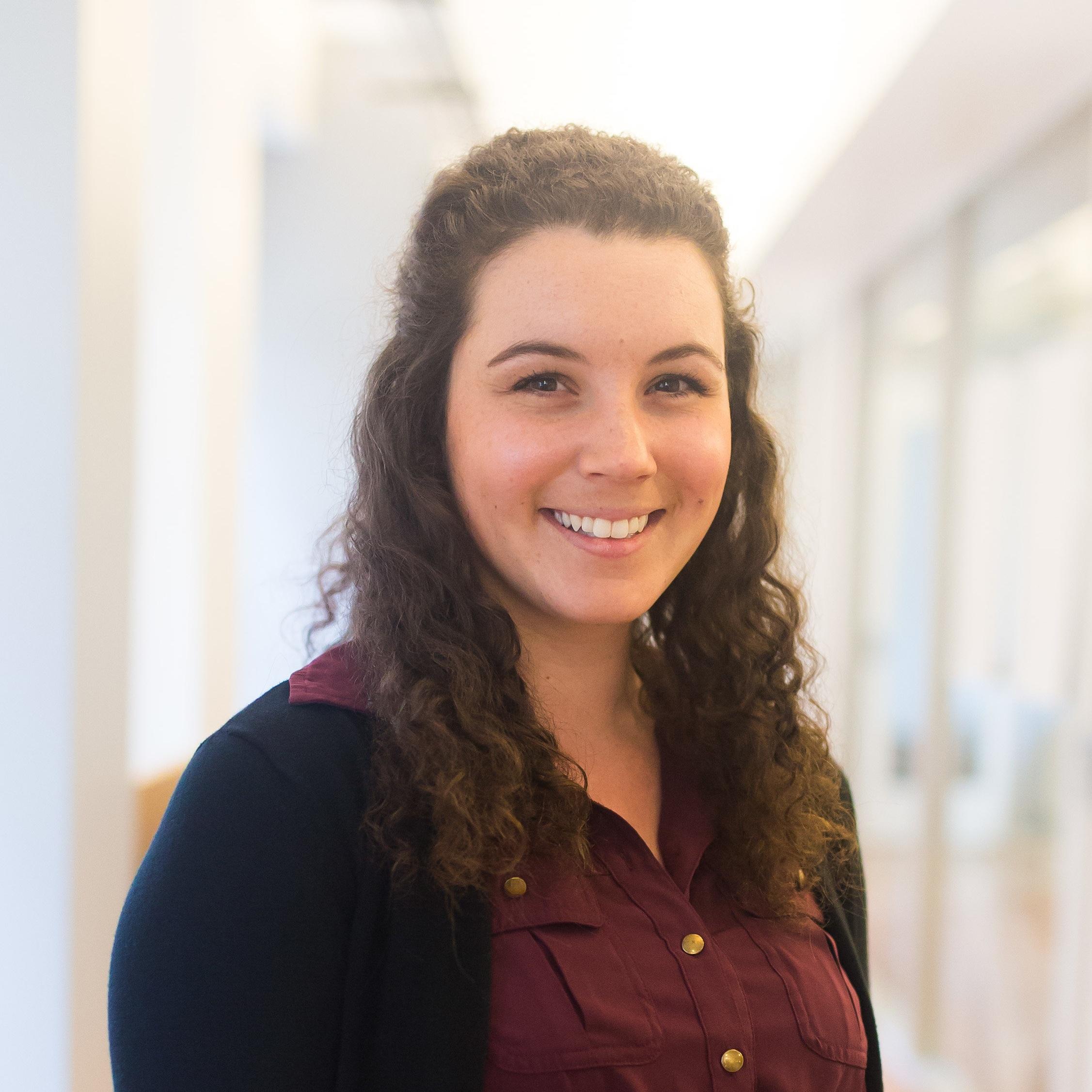 Bridget Anders, Marketing Associate