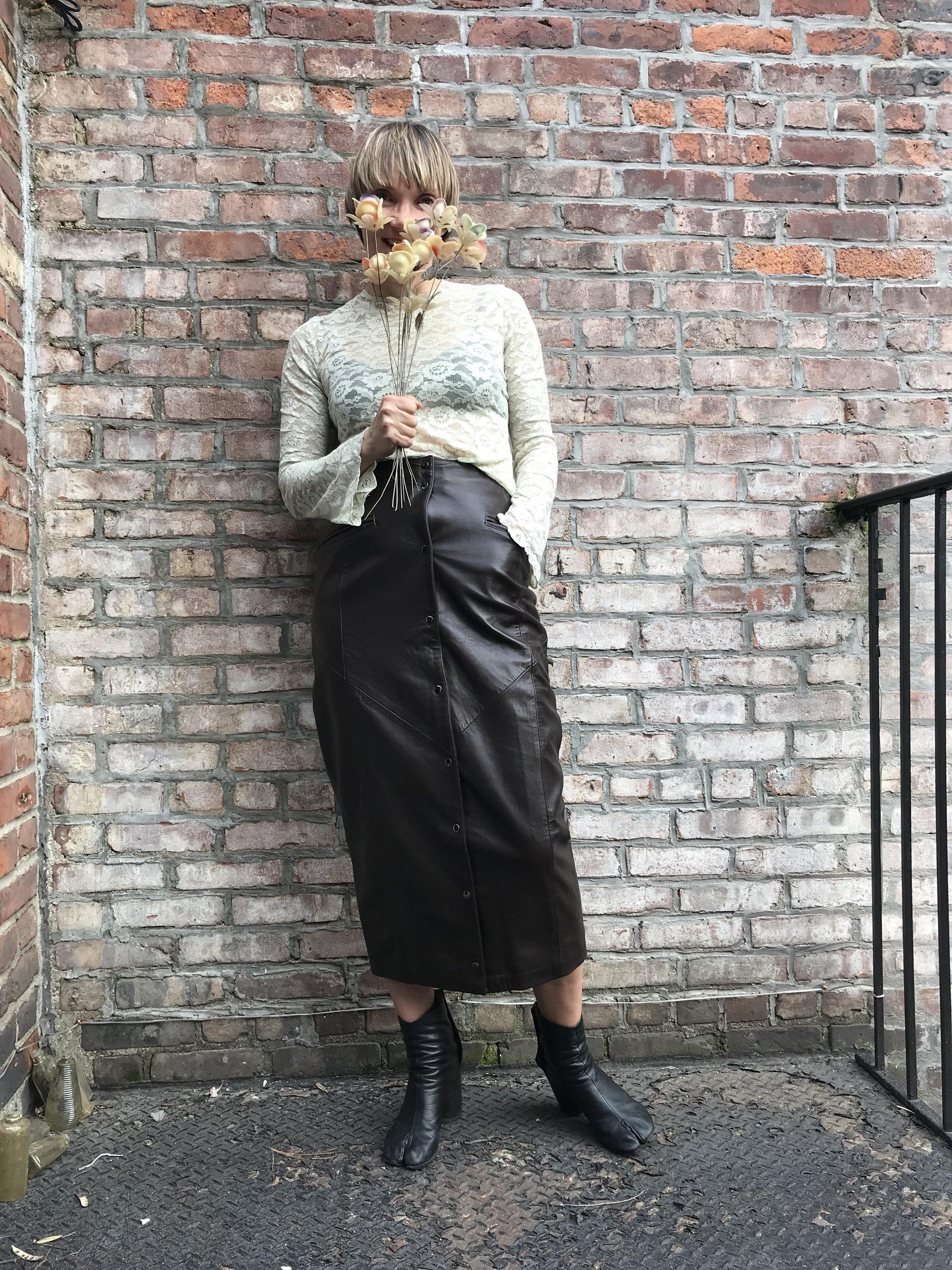LIISA JOKINEN - STREET STYLE PHOTOGRAPHER, WRITER, ENTREPRENEUR, AND VINTAGE LOVER