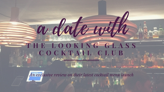 A date with the Looking Glass Cocktail Club   Check out our exclusive on the looking glass.. one of London's trendiest venues, cocktail classes, gigs, DJs and more...