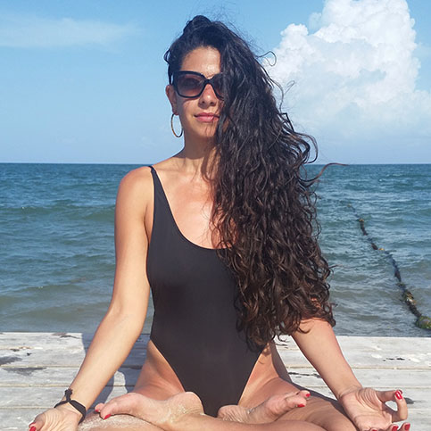 """Maytha Alhassen, Ph.D. Los Angeles, CA  """"Sufi Sacred Femme"""" healing circles, spent decades serving the elevation and liberation of spirit"""
