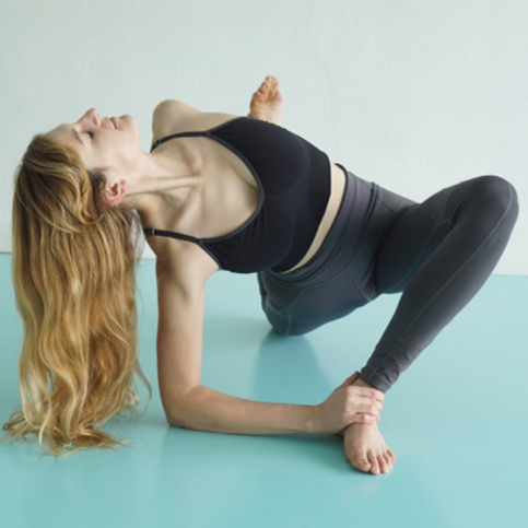 Leah Schlackman  Los Angeles, CA  Private Yoga using Traditional Chinese Medicine
