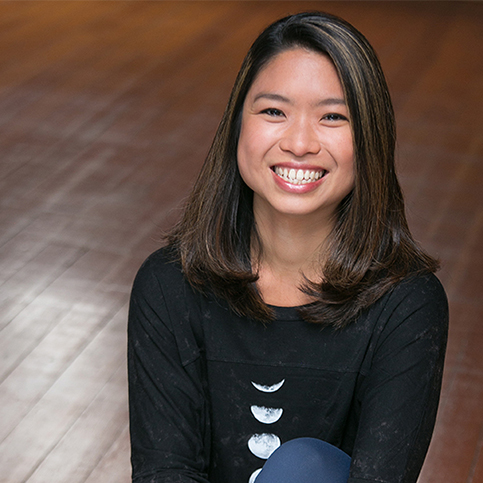 Elaine Oyang San Francisco, CA  1:1 Yoga Therapy Sessions, Spinal Release Yoga Therapy